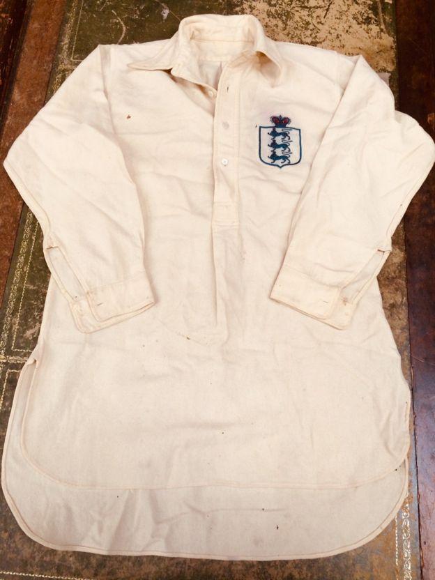 1911 England Shirt
