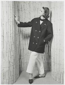 Yves Saint Laurent Pea Coat
