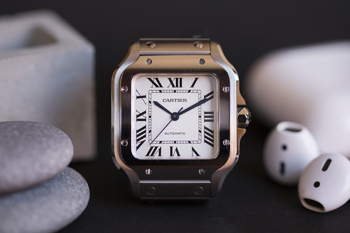 Cartier Santos Watch1