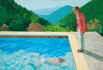 David Hockney Record Art Auction-1