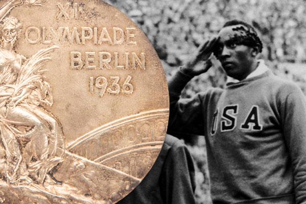 Jesse Owens Medal1