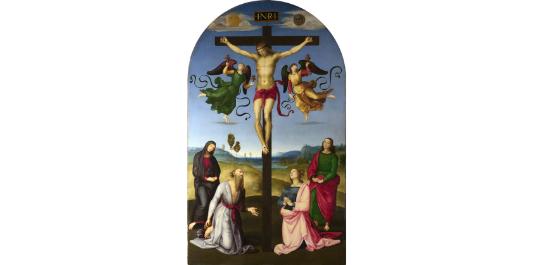 Mond Crucifixion (1502-1503) - Raphael