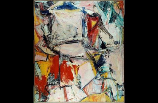 Most expensive paintings - Williem de Kooning - Interchange $300m in 2015