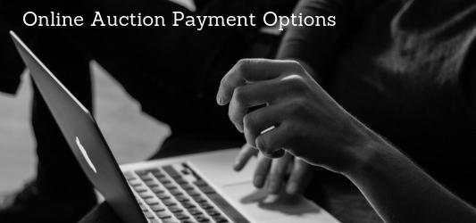 Online Auction Payment Options