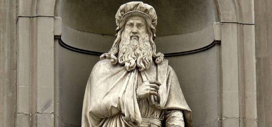 Famous High Renaissance Artists - Leonardo Da Vinci