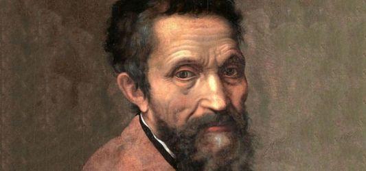 Famous High Renaissance Artists - Michaelangelo
