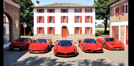The Holy Trinity of Hypercars - Ferrari LaFerrari, McLaren P1 and Porsche 918 SPyder