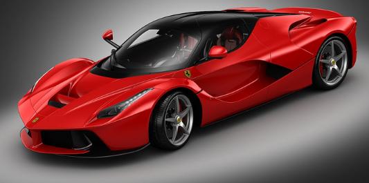 Ferrari LaFerrari performance stats