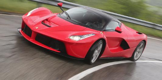 Ferrari LaFerrari Specs