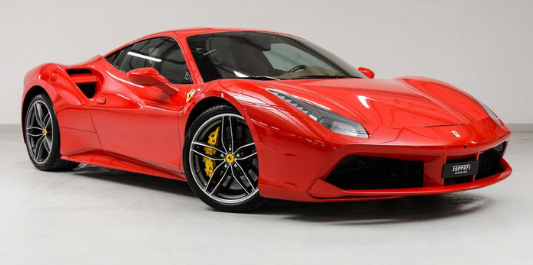 Ferrari 488 GTB performance, specs and stats Review