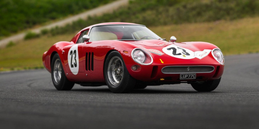 Top 5 Ferraris of all time - Ferrari 250 GTO