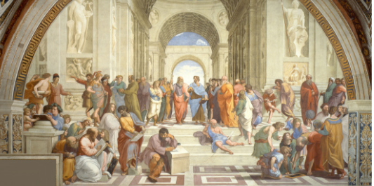 School of Athens (1509-1511)