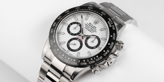 The Rolex Daytona was launched in 1963 with origins to the Daytona Speedway