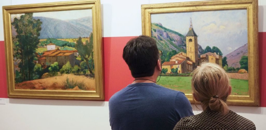 Étienne Terrus Museum discovers 60% of artwork exhibition is fake