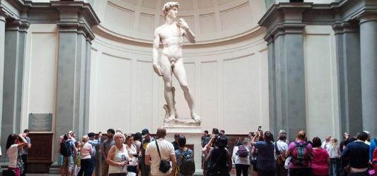 David (1501- 1504) - Michaelangelo