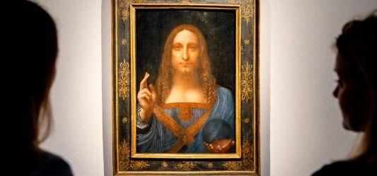 Salvator Mundi sells in auction for $450.3m