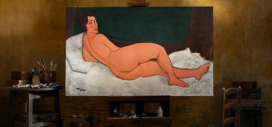 Nu couché (Sur le côté gauche) sells for $157.2m