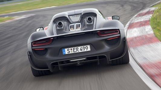 Porsche 918 Spyder Specs