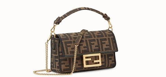 Fendi Handbags in Auction
