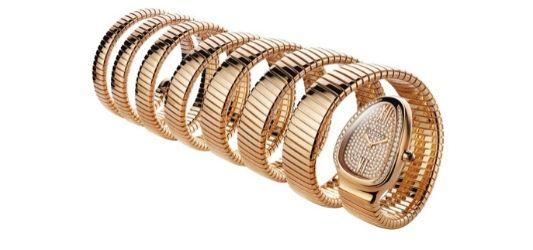 BVLGARI Serpenti Tubogas Bracelet
