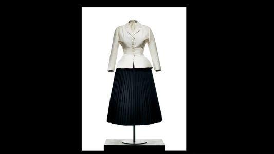 Dior Café Anglais dress