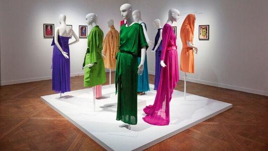 Catherine Deneuve Auctions YSL wardrobe