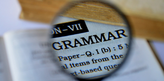Online selling mistakes - spelling and grammar errors